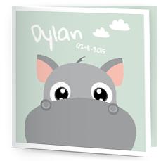 Zelf geboortekaartje ontwerpen bij Kisscards